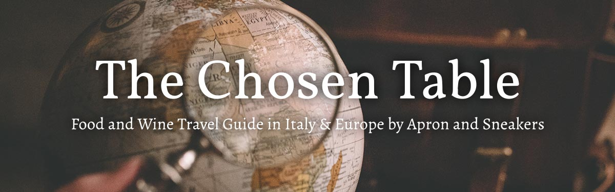 The Chosen Table Blog